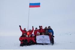 IXроссийская молодежная экспедиция