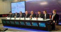 Пресс-конференция президента РАН